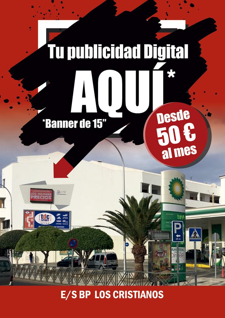Publicidad audiovisual Tenerife, Canarias